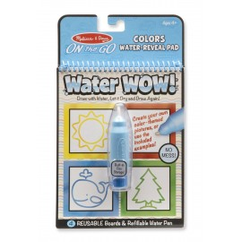 Melissa and Doug on the Go Water Wow Water Reveal Activity (9445)