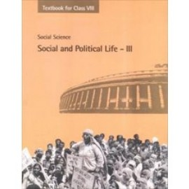 NCERT Social and Political Life 3 Textbook of Social Science for Class 8 (Code 860)
