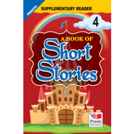 Prachi Supplimentry Reader A Book of Short Stories for Class 4