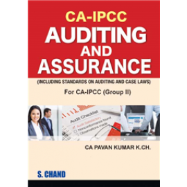 S Chand CA-CPT Auditing and Assurance Group 2
