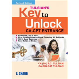 S Chand Tulsian's Key to Unlock CA-CPT Entrance