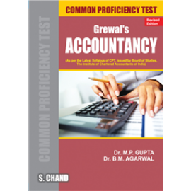S Chand Common Proficiency Test Grewal's Accountancy