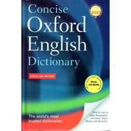 Oxford Concise English Dictionary 12 Edition