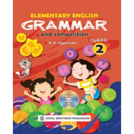 Goyal Brothers Elementary English Grammar & Composition Class 2