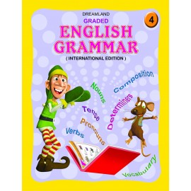 Graded English Grammar Class 4 (Dreamland)
