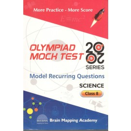 BMA's Olympiad Mock Test 20-20 Series Science Class 8