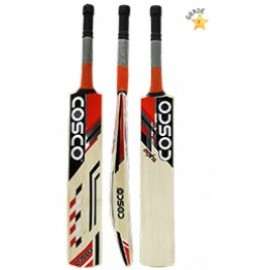 Cosco Star English Willow Cricket Bat (Full Size)