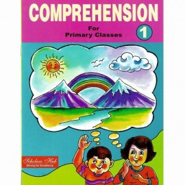 Scholars Hub Comprehension for Primary Classes (English Grammar) for Class 1
