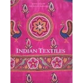 Indian Textiles By John Gillow (Om Books)