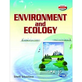 SK Kataria & Sons Environment & Ecology by Smriti Srivastava