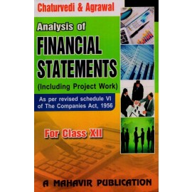 Analysis of Financial Statement for Class 12 by Chaturvedi & Aggarwal