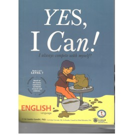 Yes I Can English for Class 7 ( Set of 2 Books)