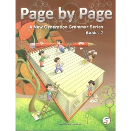 Sapphire Page by Page (A New Generation Grammar Series) for Class 7