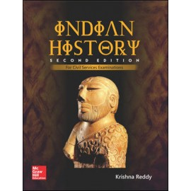 Indian History by Krishna K Reddy 2nd Edition