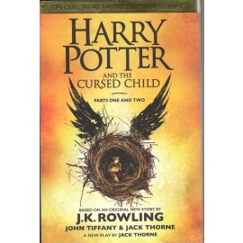 Harry Potter and the Cursed Child-Parts I & II