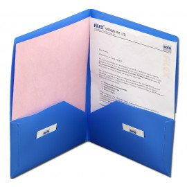 Solo Presentation Folder Pack of 10 Pcs.A4 (RC607)