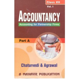 Accountancy for Partnership Firms Vol I by Chaturvedi & Agrawal