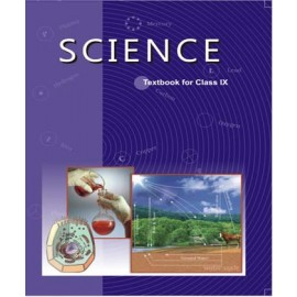 NCERT Science Textbook for Class 9 (Code 964)