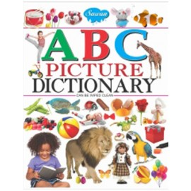 ABC Picture Dictionary (Manoj Publications)