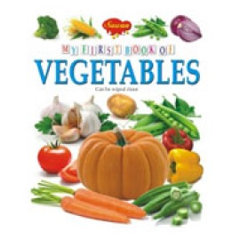 My First Book of Vegetables (Manoj Publications)