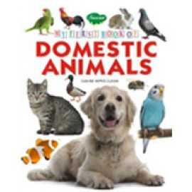 My First Book of Domestic Animal (Manoj Publications)