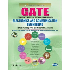 SK Kataria & Sons Gate-2016 Electronics & Communication Engineering By J B Gupta