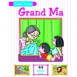 Little Scholarz Tales From Grand Ma (S-030)