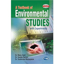 SK Kataria & Sons A Textbook of Environmental Studies with Experiments by Dr. Ranu Gadi