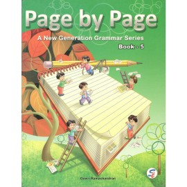 Sapphire Page by Page (A New Generation Grammar Series) for Class 5