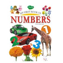 My First Book of Numbers (Manoj Publications)