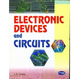 SK Kataria & Sons Electronic Devices And Circuits By J B Gupta