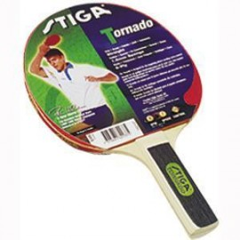 Cosco Stiga Tornado Table Tennis Bat (Single)