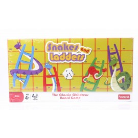 Funskool Card Game Snakes and Ladders (4970400)