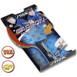 Cosco Stiga Carbon Cr Table Tennis Bat (Single)