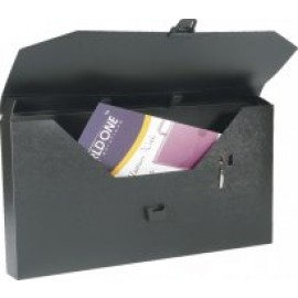 World One Document Case with Handle & Lock Full Scape (DC209)