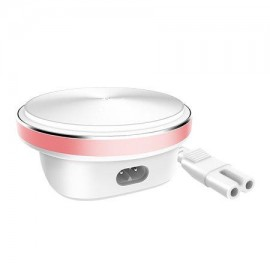 Premium 4 Usb Fast Charger - With Led Press Lamp