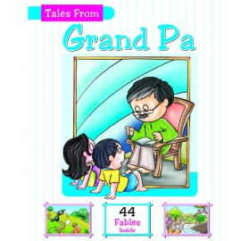 Little Scholarz Tales From Grand Pa (S-031)