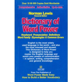 Norman Lewis Dictionary of Word Power