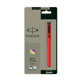 Parker Ball Pen Beta Standard (Red)