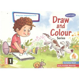 Nurture Draw and Colour for Class 1