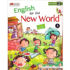 Macmillan English For the New World Class 2 by Anjali Dere