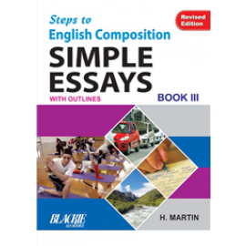 S Chand Step to English Composition Simple Essays Book 3