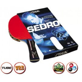 Cosco Stiga Sedro Table Tennis Bat (Single)