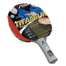 Cosco Stiga Titanium Table Tennis Bat (Single)