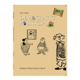 NCERT Democratic Politics 1 Textbook of Social Science for Class 9 (Code 972)