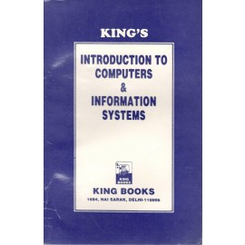 King Champion Introduction To Computers & Information Systems for B.Com Hons 1st Year