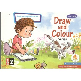 Nurture Draw and Colour for Class 2