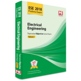 Made Easy ESE Electrical Engineering Topicwise Objective Solved Papers Vol -I Edition 12th (2017-18)