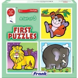 Frank The Jungle Puzzles