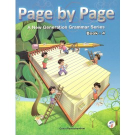Sapphire Page by Page (A New Generation Grammar Series) for Class 4